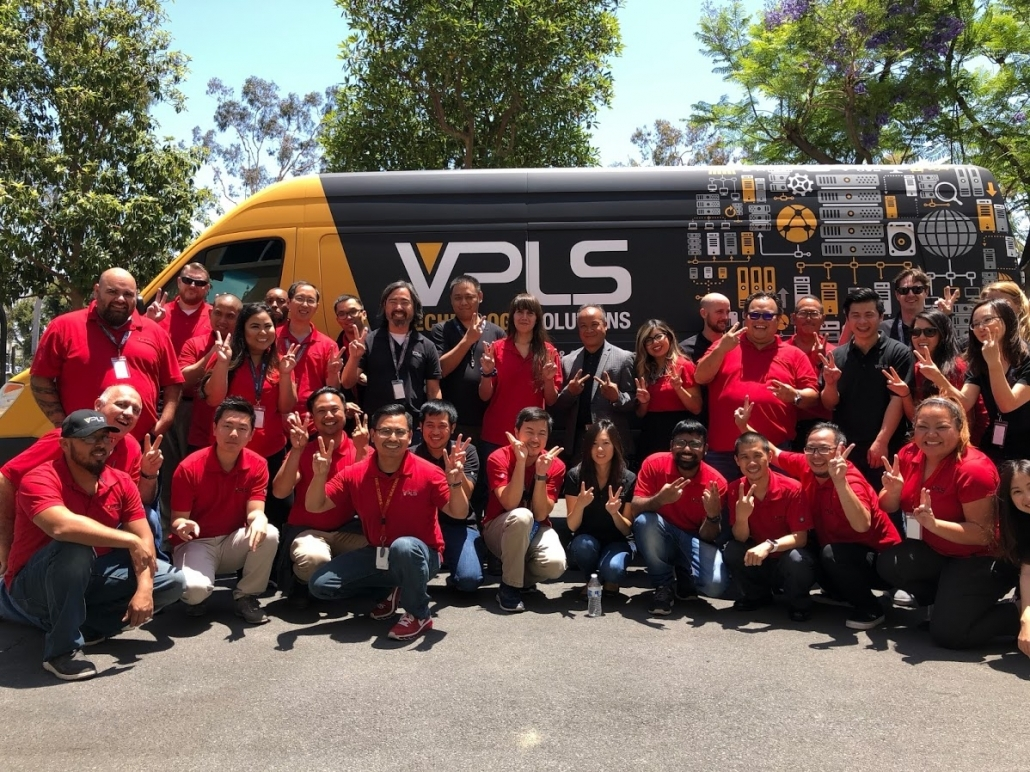 VPLS Darryl Vidal Orange County and Los Angeles County Managed Services