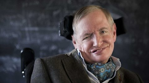 Stephen Hawking passes away death