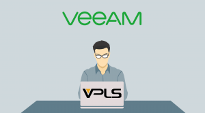 Veeam Backup and Replication Services with VPLS