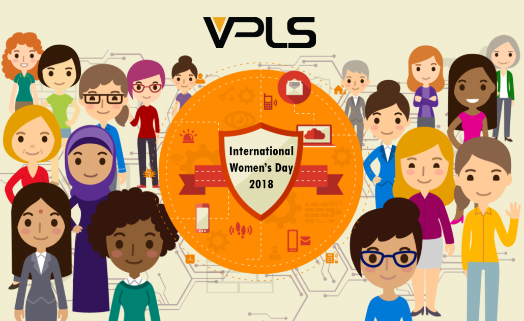 Women celebrate international women's day with VPLS