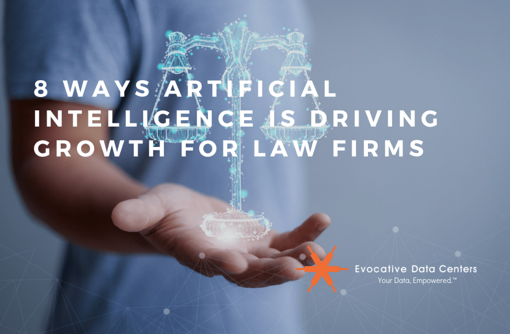 8 Ways Artificial Intelligence is Driving Growth for Law Firms