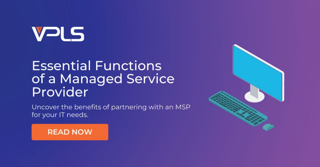 managed services MSP