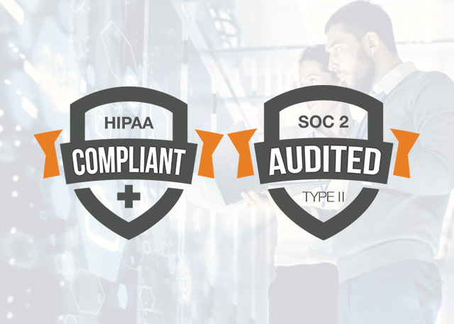 hipaa compliant soc2 audited IT services