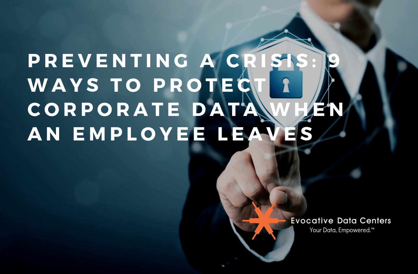 protect corporate data employee leaves