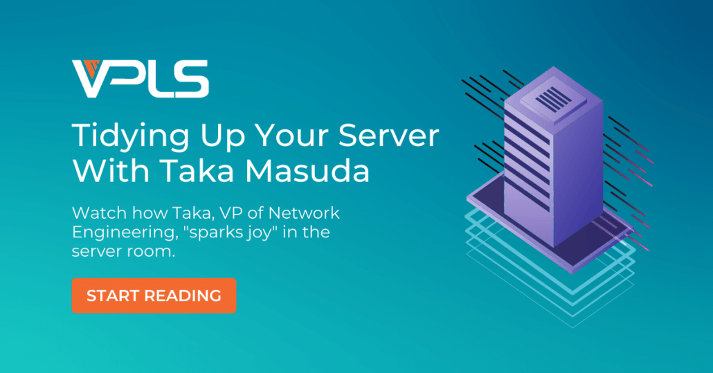 Tidy up your server