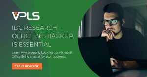 idc research office 365 backup