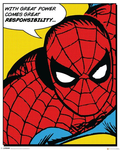 Spiderman, Marvel Comics