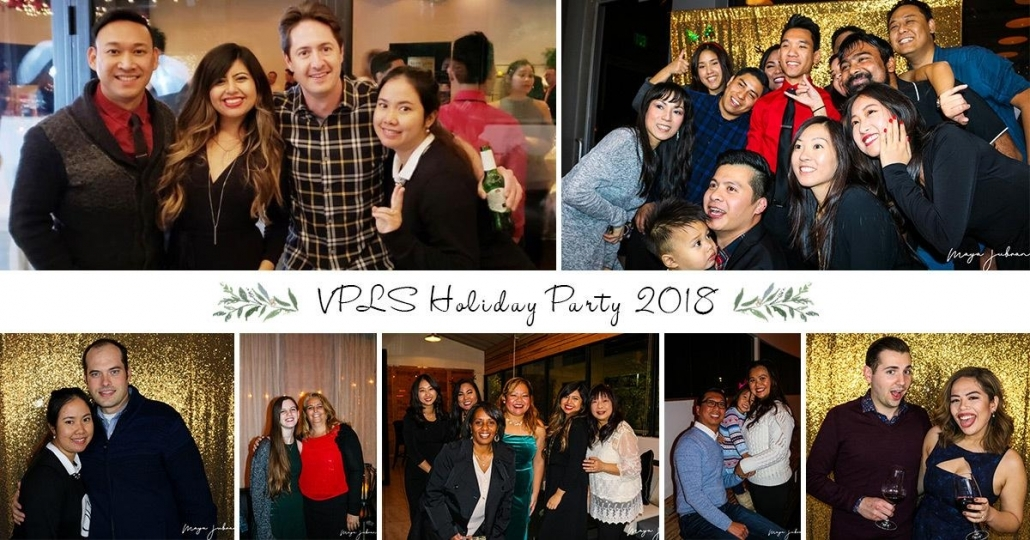 2018 vpls holiday party