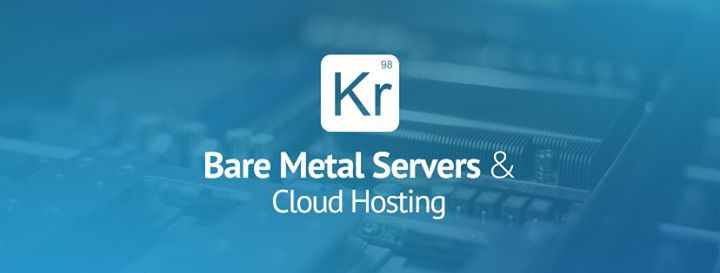 krypt bare metal servers cloud hosting