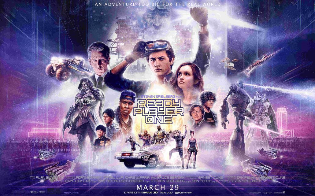 Warner Bros. Studios - Ready Player One
