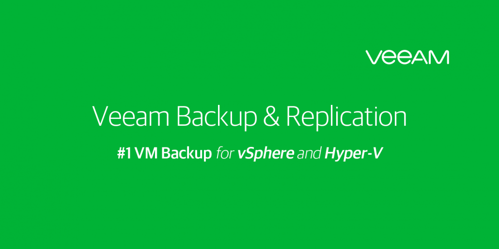 Click here to contact a VPLS representative and speak to a Veeam Backup and Replication Specialist today!
