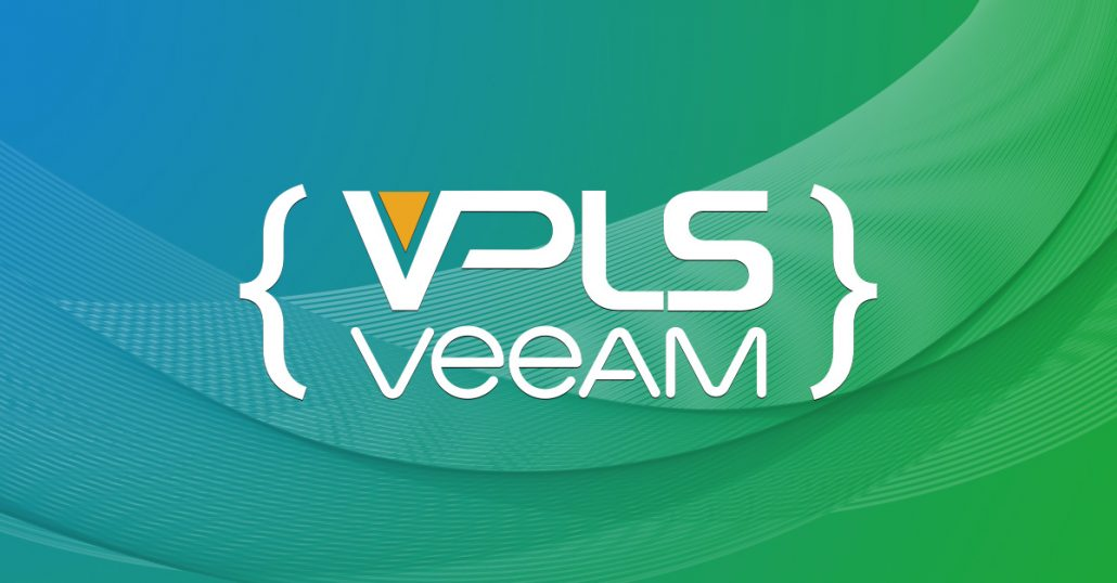 VPLS and Veeam Backup and Replication